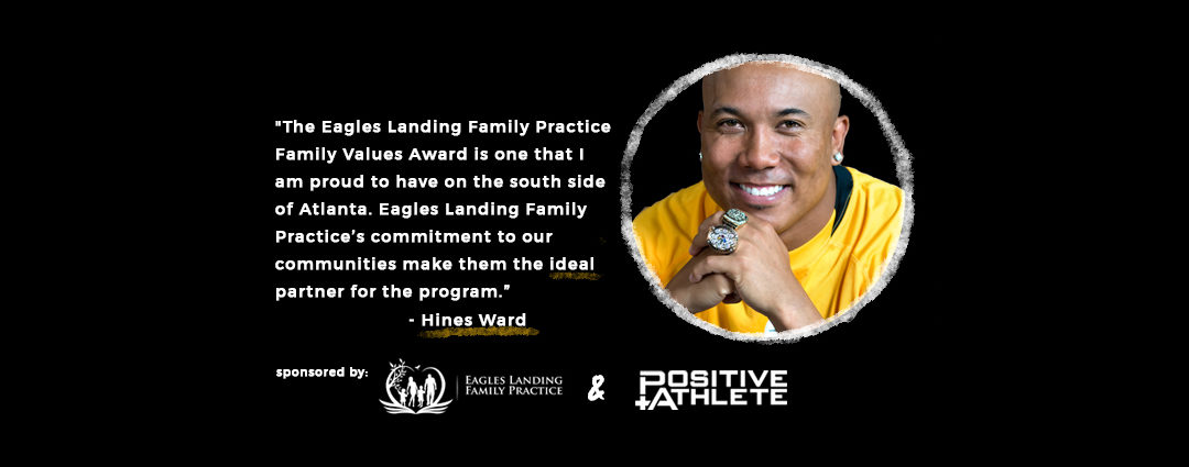 The Eagles Landing Family Practice Family Values Award